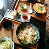 Lunch at Chi Modern Vietnamese Kitchen (I packed leftovers for my flight back!)