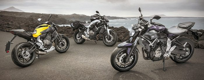 Yamaha MT-07 700 2015 - 19