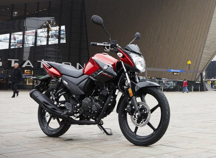 Yamaha YS 125 2019 - 5