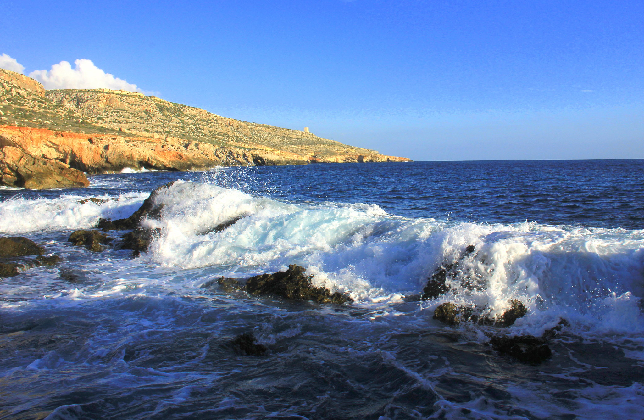 Little coves, Blue Lagoon and beautiful beaches welcome you to visit Malta