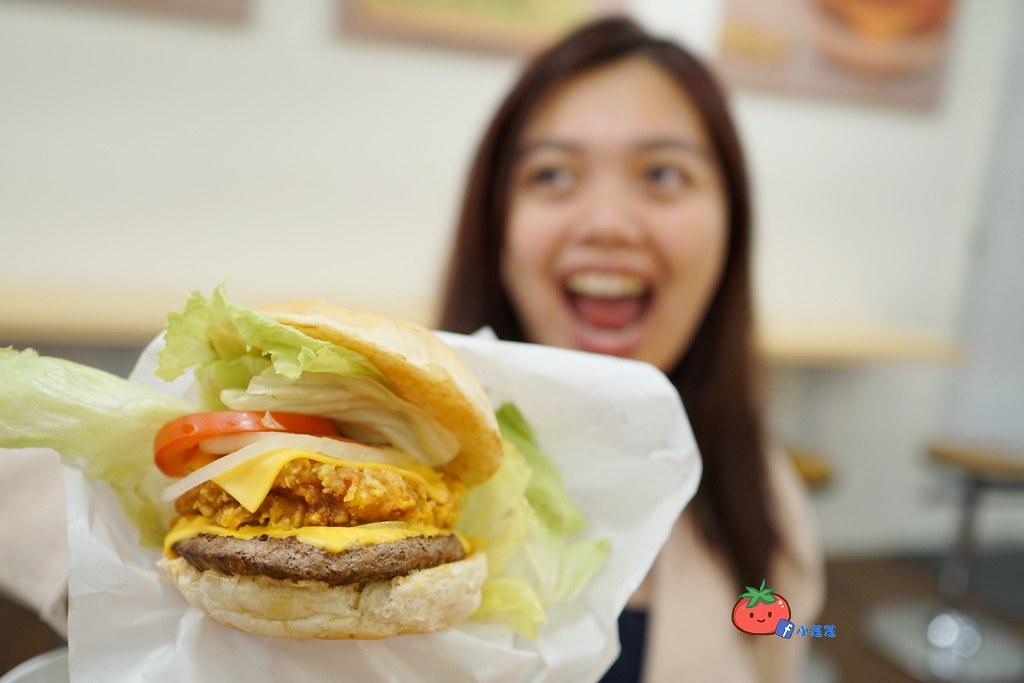 公館美食 淘客美式漢堡