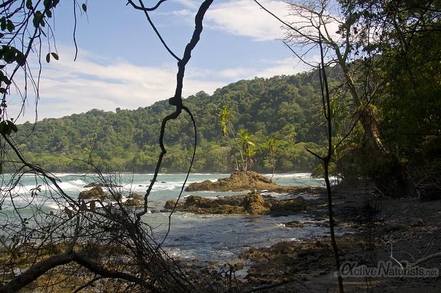 view 0009 Corcovado, Osa peninsula, Costa Rica
