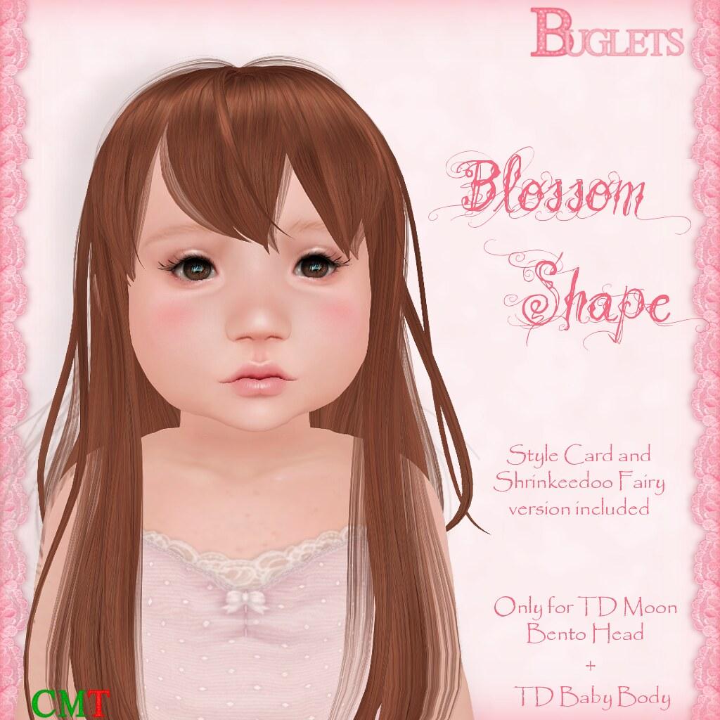 TD Blossom Shape AD - SecondLifeHub.com