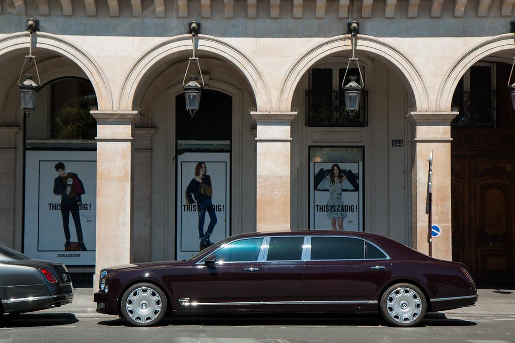2016 Bentley Mulsanne Grand Limousine Mulliner A Photo On Flickriver