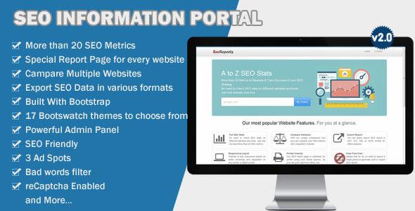 SEO Information Portal