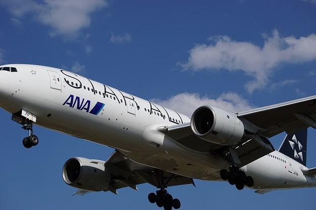170530 千里川土手は伊丹空港に着陸する飛行機を間近に見られる最高の撮影・鑑賞スポット