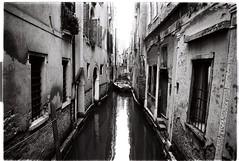 Traffic jam - Venetian's way