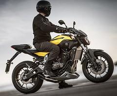 Yamaha MT-07 700 2015 - 1