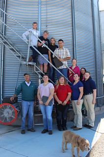 Mon, 09/12/2016 - 22:50 - Agri-business Academy students at SJ Starowitz Farm, in Byron NY