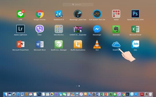Hướng gỡ ứng dụng trên máy Mac - Cách tháo ứng dụng trên máy Mac