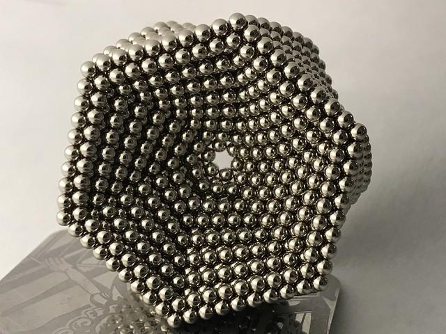 Hexagon spiral