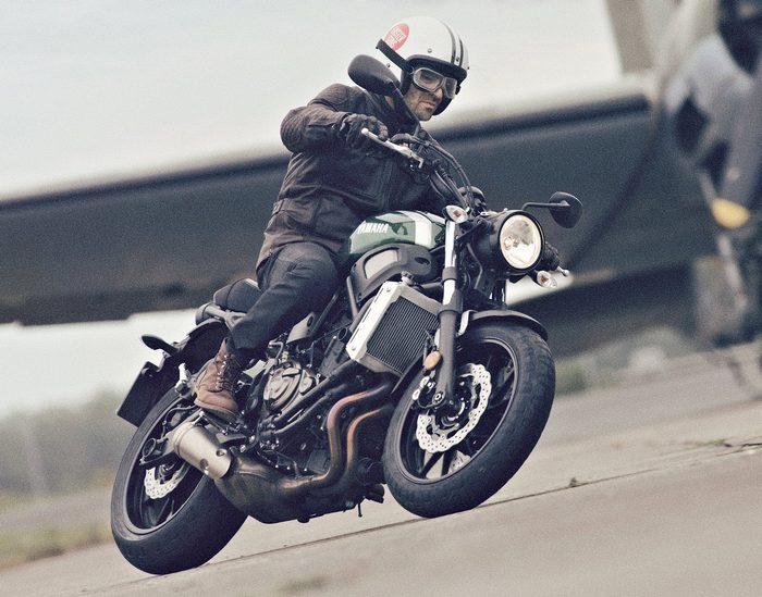 Yamaha XSR 700 2019 - 13