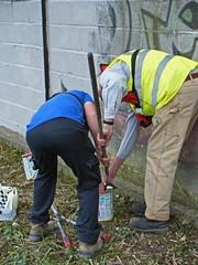 2017 05 11 012-1 CRT volunteers, Greenham Lock