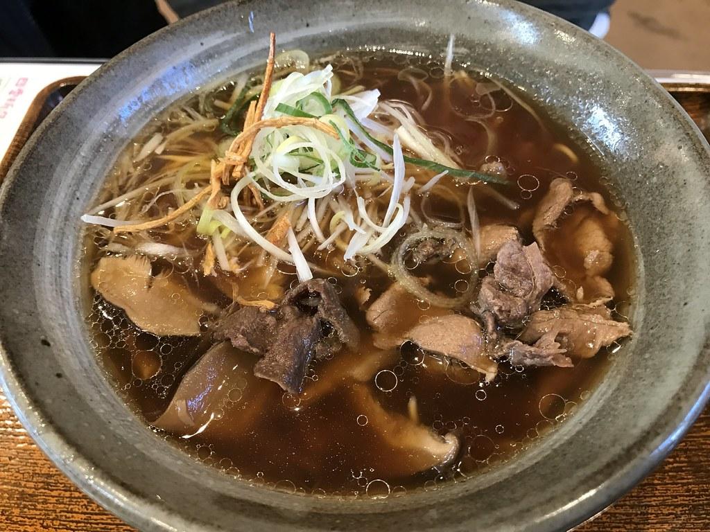 ししラーメン(猪肉)
