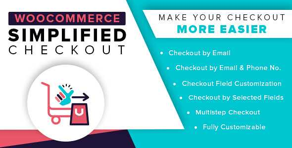 WooCommerce Simplified Checkout WordPress Plugin free download