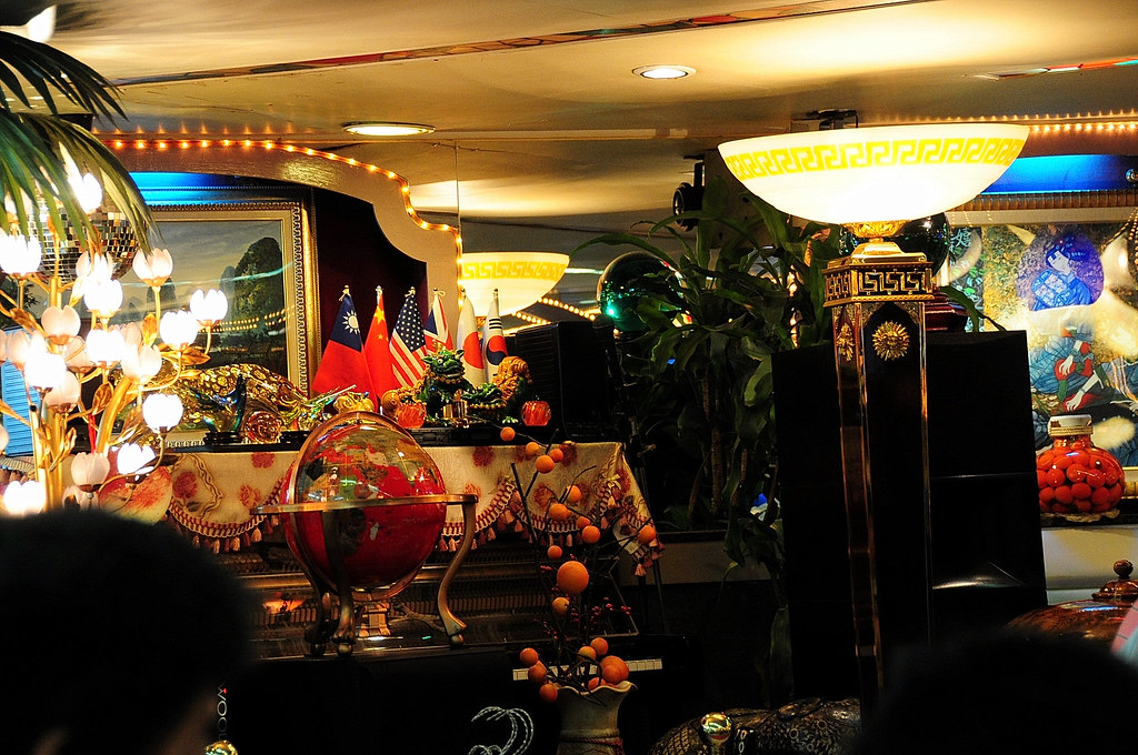 東一排骨店內 2009-07-22