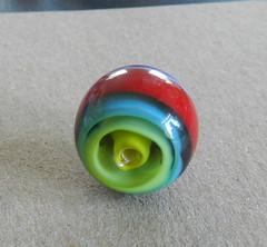 Sue W's bead