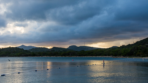 westindies caribbean antigua stjamessclub sunset seaside sea atmospheric sky clouds