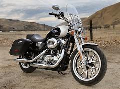 Harley-Davidson XL 1200 T SUPERLOW 2014 - 19