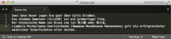 UTF-8-Dateien in Processing.py