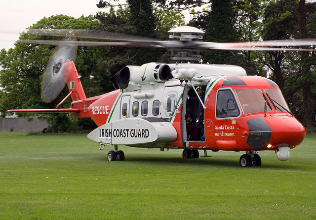 EI-ICG Sikorsky S-92A