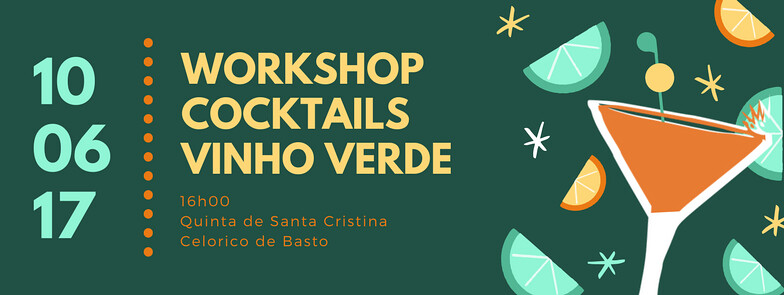 workshop cocktails vinho verde