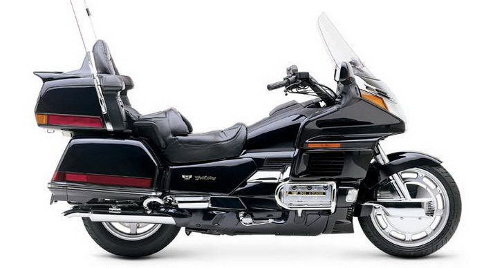 Honda GL 1500 GOLDWING 1988 - 7