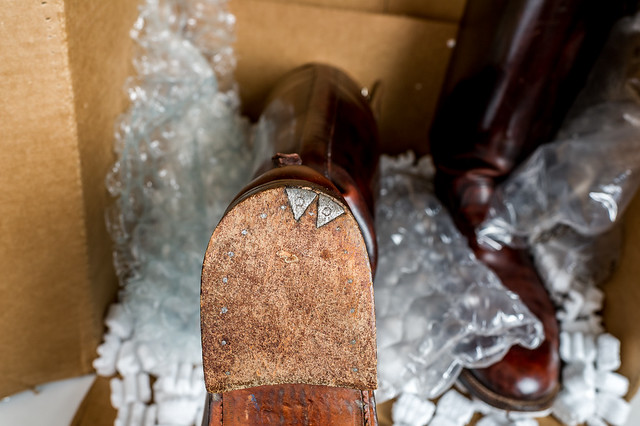 Texas A&M Senior Aggie Boots