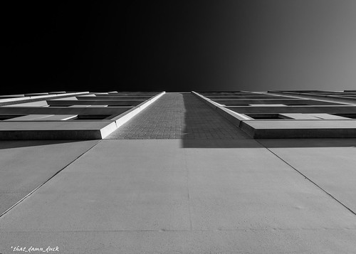 blackandwhite vertical building outdoor pointofview shadow bw blackwhite