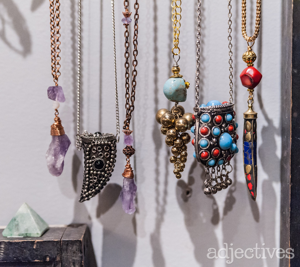 Handmade jewelry in Altamonte by Jessica Day