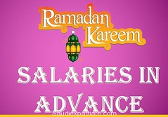 Advance Payment of Salaries in Ramadan by 18th June - King Salman