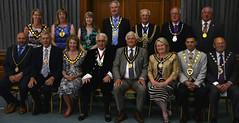 Surrey's mayors and chairmen