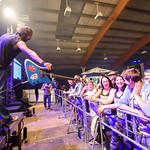 V8 WANKERS - Pfingstspektakel 2017, Mehrzweckhalle Attnang-Puchheim