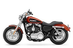 Harley-Davidson XL SPORTSTER 1200 CUSTOM 2017 - 11