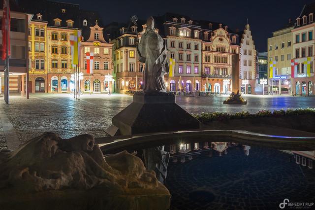 Marketplace Mainz, Sony SLT-A58, Sony DT 18-55mm F3.5-5.6 SAM II (SAL18552)