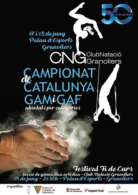 FCG Camp.Catalunya Granollers 17-6-17