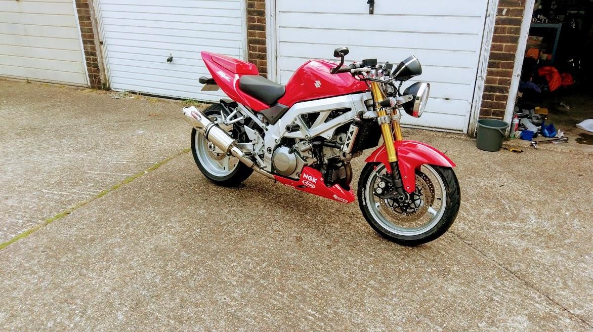 My Bike Suzuki Sv650 Forum Sv650 Sv1000 Gladius Forums