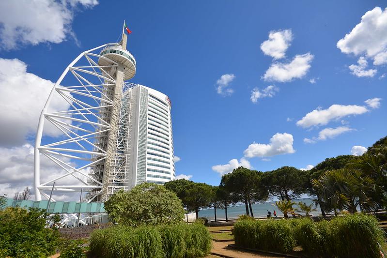 Torre Vasco da Gama, Lisboa