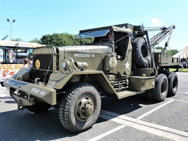 148 UXY Ward La France M1A1 Heavy Wrecker