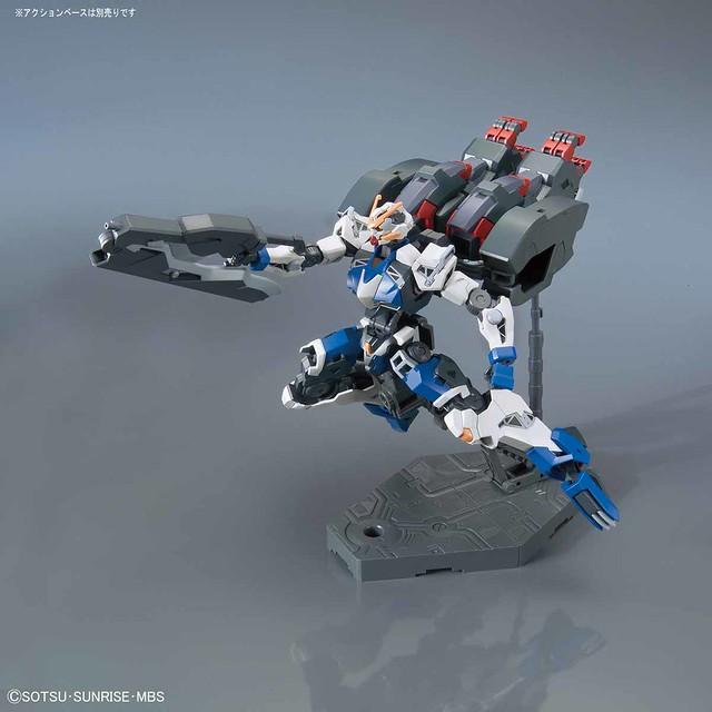 HG 《機動戰士鋼彈 鐵血的孤兒 月鋼》 「幻魔鋼彈」 1/144比例組裝模型作品! ガンダムダンタリオン