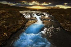 Bruarfoss Islande