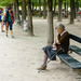 day thirty: jardin de luxembourg by dolanh
