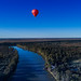 Ballooning over the Murray by leemerchant