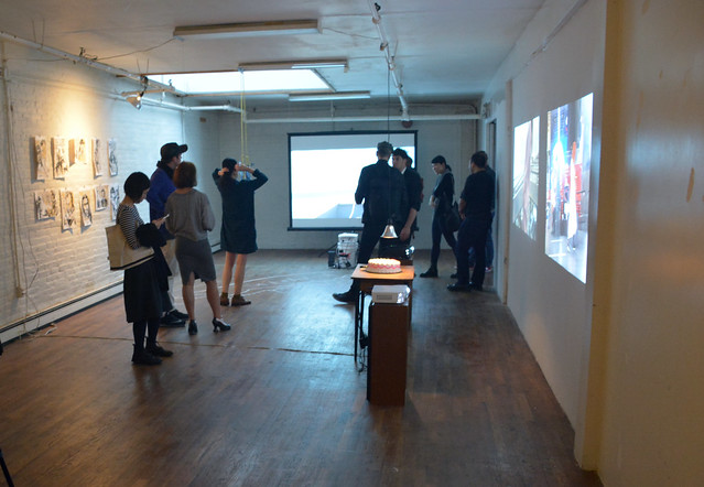 RU Exhibition: Performances by Dardan Zhegrova/Lola Sylaj and Mark Požlep