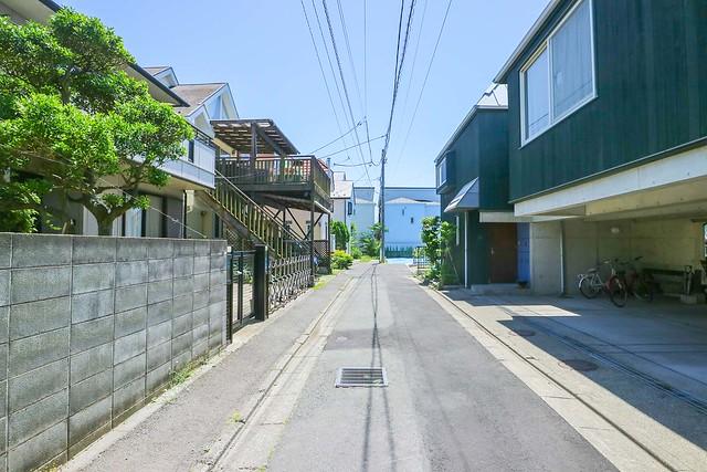 逗子市新宿