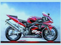 Honda CBR 900 RR FIREBLADE 2003 - 3