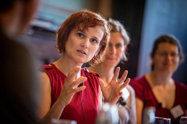 Veranstaltung »Junge Wissenschaft trifft Politik« – Katja Kipping im Gespräch