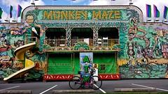 2017 Bike 180: Day 76 - Monkey Maze