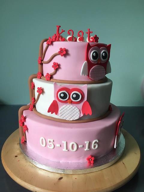 Cake by Kelly's Sugarwork