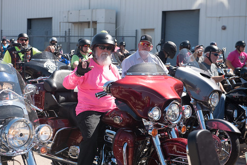 2017 Bikers Against Breast Cancer